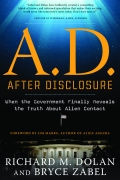 A.D. After Disclosure Richard Dolan Bryce Zabel UFO