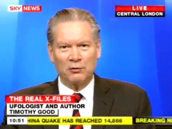 Timothy Good UFO Skynews